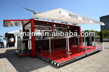 CANAM-prefabricated house /prefab container home for sale