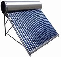 solar water heater programming