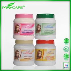 Hot Sale Natural Herbal Moisturizing korean green tea whitening easy white body cream