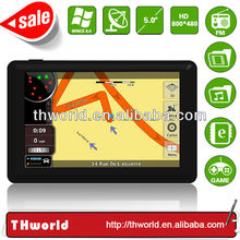 Wholesale Checkout 5 inch Malaysia map car navigation model no. K50 with MSB 2531 CPU 800MHz 4GB Memory