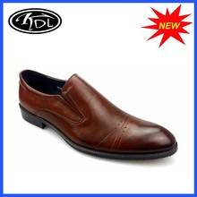 2015 Wholesale Fashion Brand Design Genuine Leather Men Loafer Shoes