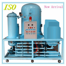 Waste Transformer Oil Dehydration And Purification Machine