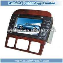 Hot Special Car Tracker For Mercedes Benz W220 W215 S-W220(S280 S320 S350 S400 S430 S500)