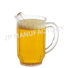 Manufacturer 1.4L beer pitcher with handle