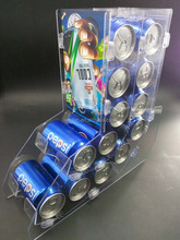 HOTTEST acrylic retail store cooler display