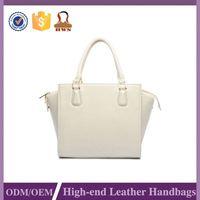 Quality Assured Custom Printing Fashion Handbags Made Of Leather