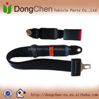 Hot selling 2 point car back row car safety seat belt