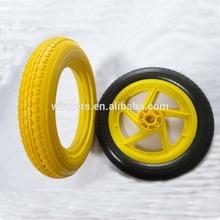 12 pulgadas de espuma de la pu ruedas de carro