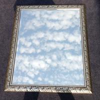 30x36inch China supplier custom gold/silver leaf mirrors
