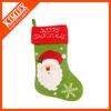 2015 Hot/New design Santa sack/Xmas Decoration/Christmas stocking