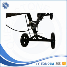personalized knee scooter dual brakes for therapy knee pain for Indoor Outdoor