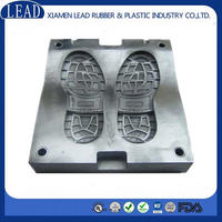 Low price die casting compression silicone rubber for shoe sole mold making