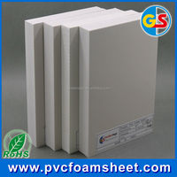Different density PVC foam board /forex board/kappa