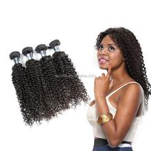 dread lock hair extension new arrival virgindeep curly Malaysian hair weft for women
