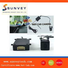 smart car parking system--wifi CCTV camera with gps tracking by phone number
