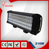 """factory direct sell quad row 17"""" led light bar for off road 4x4,SUV,ATV,4WD,truck"""