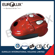 2400W high suction power variable speed control on body vacuum cleaner for home use