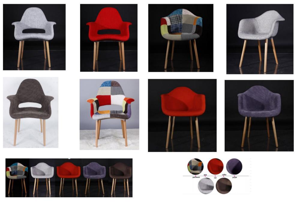 R plique eames dsw moderne patchwork eames chaise salle for Replique chaise eames