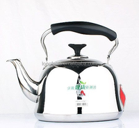 High quality Stainless steel kettle with lergerity handle brew kettle for sale