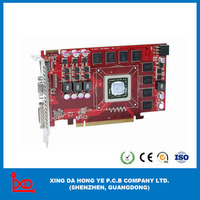 electronic circuit board of high demand products contract manufacturing the reliable pcb pcba assembly