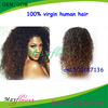 High qualtiy brazilian human hair two tone cheap jewish wig/full lace human wig with baby hairs