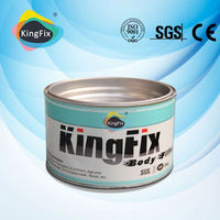 audited supplier red hardener competitive price polyester putty