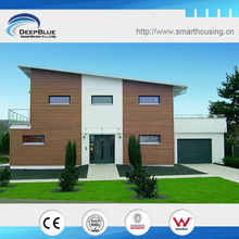 Light steel structure prefabricated houses(U.K engineer approved)
