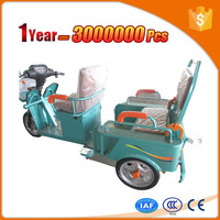 windshield abs roof indian style battery operated passenger auto rickshaw with low price