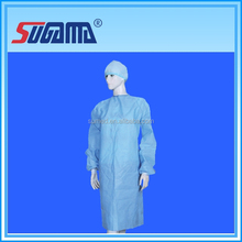 Every size disposable nonwoven surgical gown manufacturer