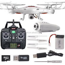 Cheaper Better than X5C ! Professional Big RC Helicopter Quadcopter with camera