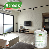 3TREES Mould Defender Colorful Design Interior Wall Paint
