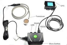 Fuel Oil Level Sensor for Fuel Monitoring Solution