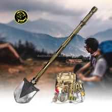 Camping and Hiking Equipment/Tibetan Mastiff Multifunction Shovel saw,flashlight,picaxe,hammer