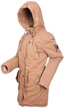 OEM supplier Henan cciola winter outdoor women parka 100%cotton coat/winter warm jackets