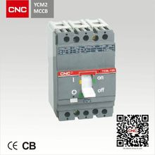 China Electrical MCCB 800A 3P YCM2 outdoor circuit breaker