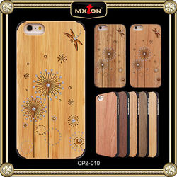 Diamont Bamboo Butterfly Case For Iphone 5
