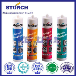 Storch One component acetic general purpose silicone sealant for application glass & aluminum