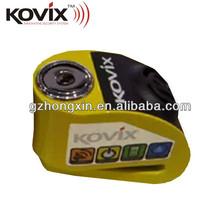 high quality electronic bike brake lock with alarm