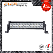 factory promote 24X3W 72w 14 inch led light bar for truck jeep suv atv