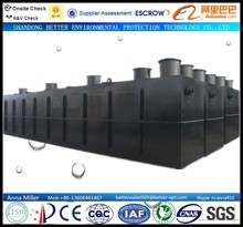 Household Wastewater Treatment Plant, Domestic Sewage Disposal System, underground wastewater treatment machine