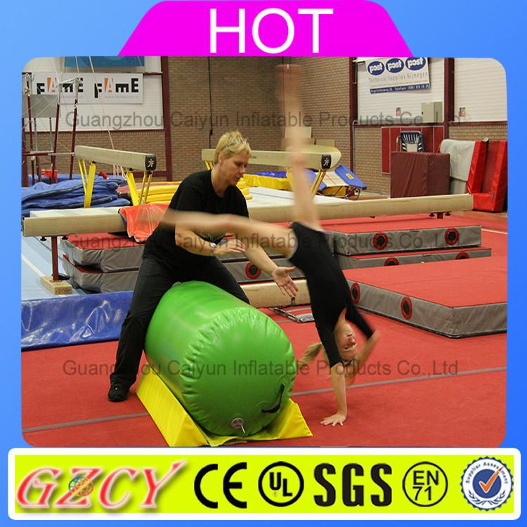 Gymnastique formation équipement gonflable Air Rouleau