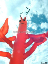 Advertising/Promotion Giant inflatable crawfish air dancer,lobster air dancer