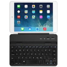 Ultrathin Cover Stand Japanese Keyboard For Ipad Mini With Smart Cover Function