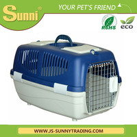 Customized pet carrier portable plastic the kennel