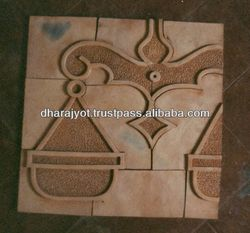 Indian Terracotta Wall Hanging