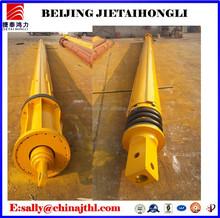 Sany SR250 piling rig frictional kelly bar