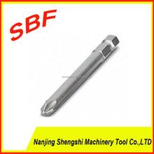 hardware tools Phillips single end screwdriver bit