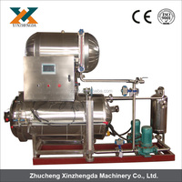 glass bottle sterilization machine