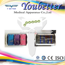 CMF System suzhou youbetter orthopedic implants and instruments made in China