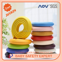 Beideli Striated NBR baby head body protecting protection foam strip furniture corner cover kids safety baby product